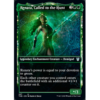Renata, Called to the Hunt (Alternate Art) ( Foil )