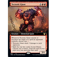 Tectonic Giant (Extended art)