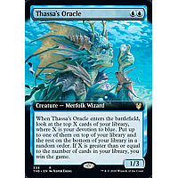 Thassa's Oracle (Extended art)