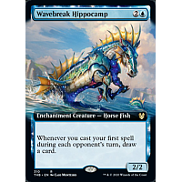 Wavebreak Hippocamp (Extended art)