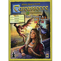 Carcassonne 2.0: The Princess & the Dragon (Sv)