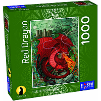 1000 bitar: Red Dragon