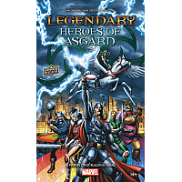 Legendary: A Marvel Deckbuilding Game - Heroes Of Asgard