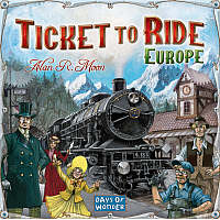 Ticket to Ride: Europe (Sv)