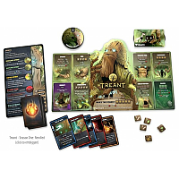 Dice Throne Box 3 Treant vs Ninja