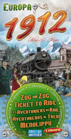 Ticket to Ride: Europe 1912_boxshot