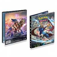UP - 4-Pocket Portfolio - Pokemon - Sword and Shield