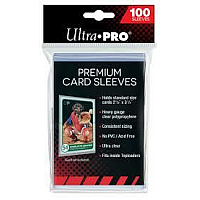 Standard Size Premium Card Sleeves (100ct)