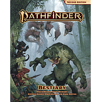 Pathfinder Bestiary (Second Edition)