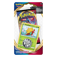 Pokémon - Sword & Shield Checklane Blister - Gossifleur