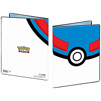 POKEMON - GREAT BALL 9-Pocket Portfolio