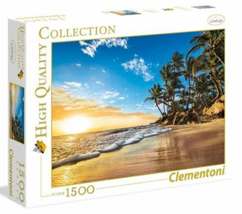 1500 pcs. High Quality Collection TROPICAL SUNRISE_boxshot
