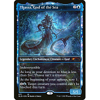 Thassa, God of the Sea ( Foil ) ( Secret Lair )