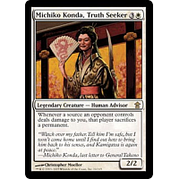 Michiko Konda, Truth Seeker