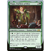 Pippa, Duchess of Dice