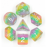 A Role Playing Dice Set: Fairy Dust