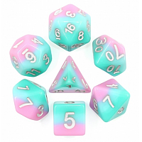 A Role Playing Dice Set: Lover's Whisper