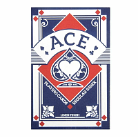 ACE Poker kortlek - Blue