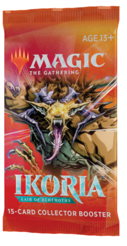 Ikoria: Lair of Behemoths Collector Booster_boxshot