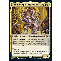 Brokkos, Apex of Forever ( Foil )