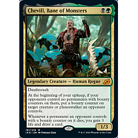 Chevill, Bane of Monsters ( Foil ) (Prerelease)