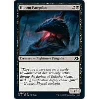 Gloom Pangolin