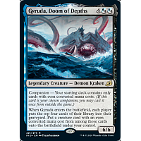 Gyruda, Doom of Depths ( Foil ) (Prerelease)