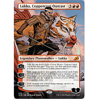 Lukka, Coppercoat Outcast (Alternate Art)