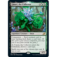 Umori, the Collector ( Foil ) (Prerelease)