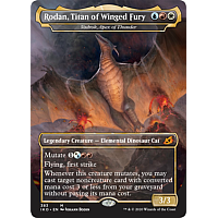 Vadrok, Apex of Thunder (Rodan, Titan of Winged Fury) (Godzilla Series) ( Foil )