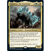Kalamax, the Stormsire ( Foil )