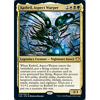 Kathril, Aspect Warper ( Foil )