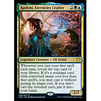 Rashmi, Eternities Crafter