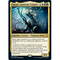 Tayam, Luminous Enigma ( Foil )