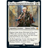 Trynn, Champion of Freedom ( Foil )