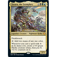 Zaxara, the Exemplary ( Foil )