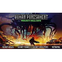 Human Punishment: Social Deduction 2.0 –Project: Hell Gate