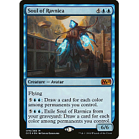 Soul of Ravnica ( Foil ) (Duels of the Planeswalkers)