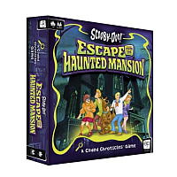 Scooby-Doo: Escape from the Haunted Mansion - A Coded Chronicles Game