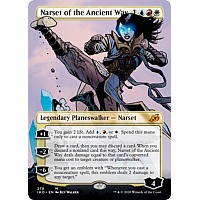 Narset of the Ancient Way (Alternate Art)