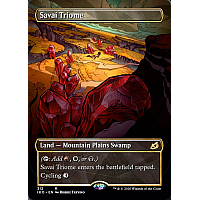 Savai Triome (Alternate Art)  ( Foil )
