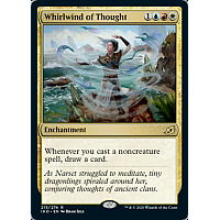 Whirlwind of Thought ( Foil ) (Prerelease)