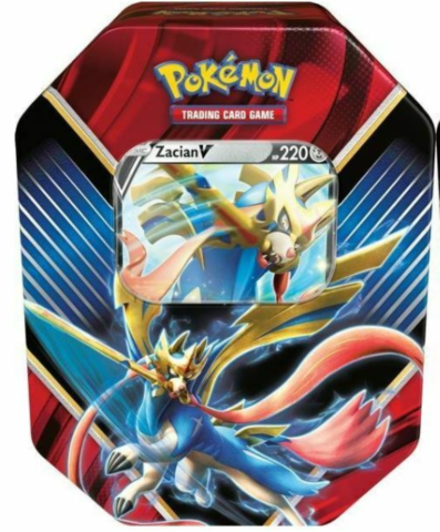 Pokemon: Summer 2020 Legends of Galar - Zacian V_boxshot