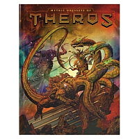 Dungeons & Dragons – Mythic Odysseys of Theros (Alternate Cover)