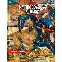 Dungeons & Dragons – Mythic Odysseys of Theros