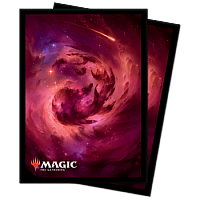 UP - Deck Protector Sleeves - Magic: The Gathering Celestial Mountain (100 Sleeves)