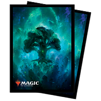 UP - Deck Protector Sleeves - Magic: The Gathering Celestial Forest (100 Sleeves)