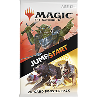 Jumpstart Booster Packs