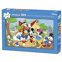 300 bitar - DISNEY MICKEY MOUSE AND FRIENDS