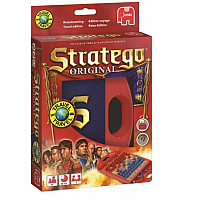 Jumbo Stratego Travel travel game